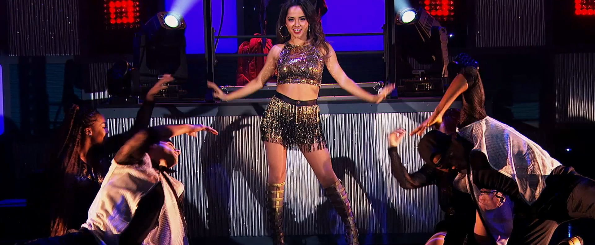 "Becky G guest-stars on ""Austin & Ally."""