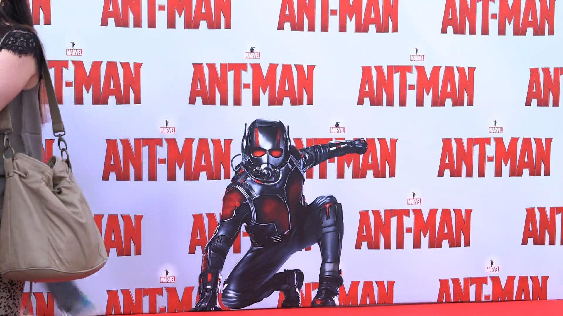 Ant-Man - Avant-Première À Fourmies