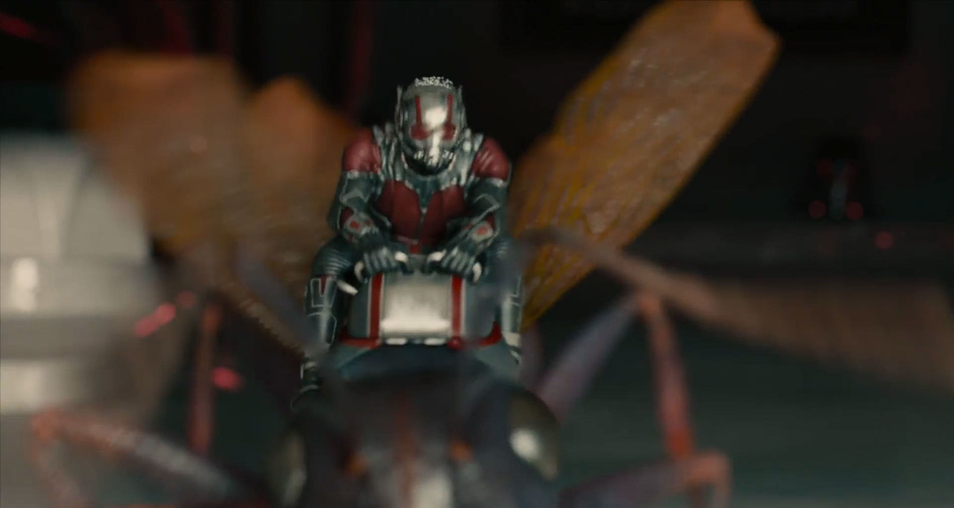 """Charge"" - Marvel's Ant-Man Promo Spot"