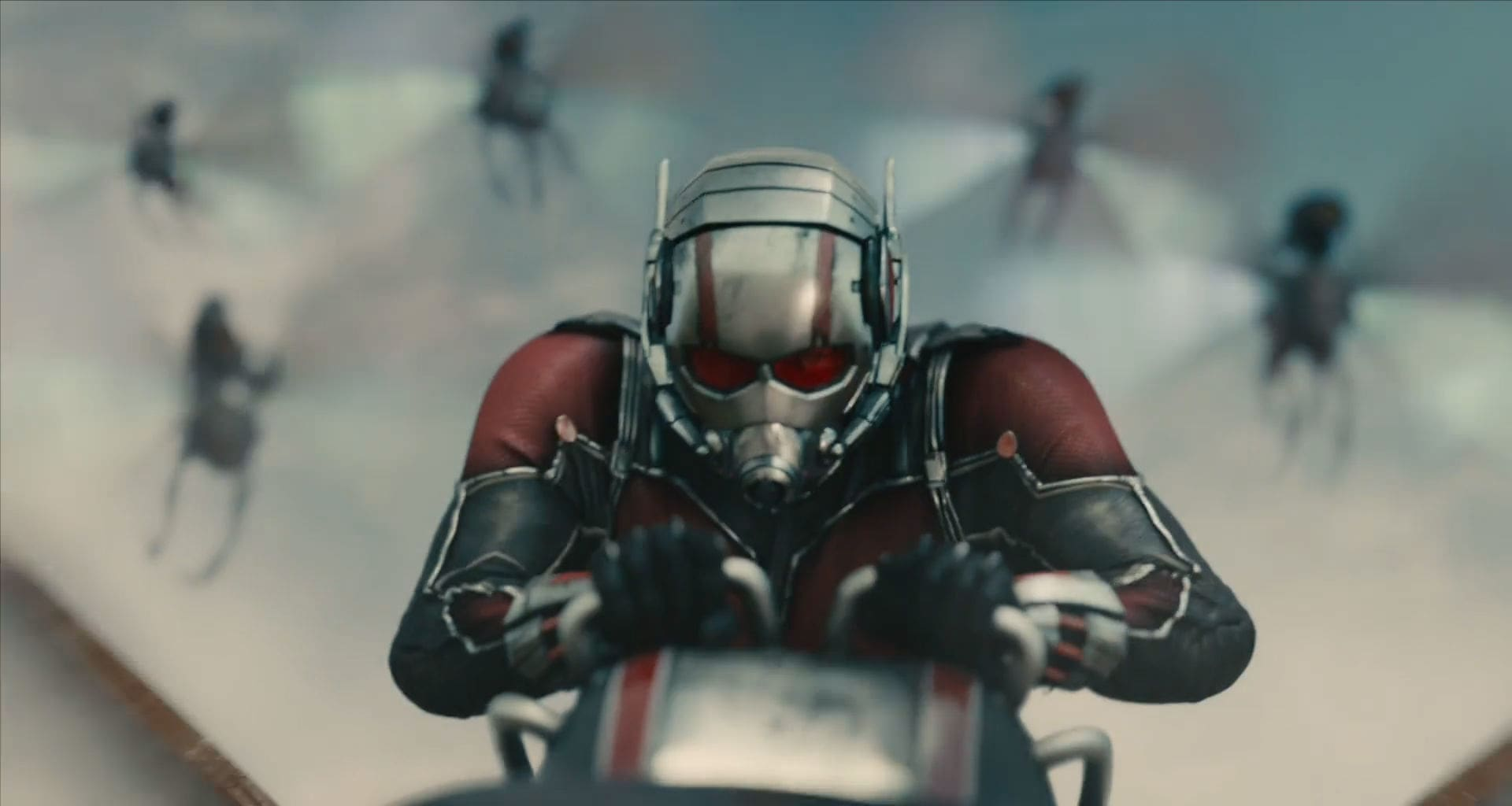 """Become"" - Marvel's Ant-Man Promo Spot"