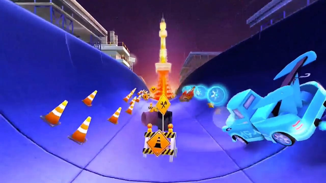 Cars: Tooned-Up Tales - Driving