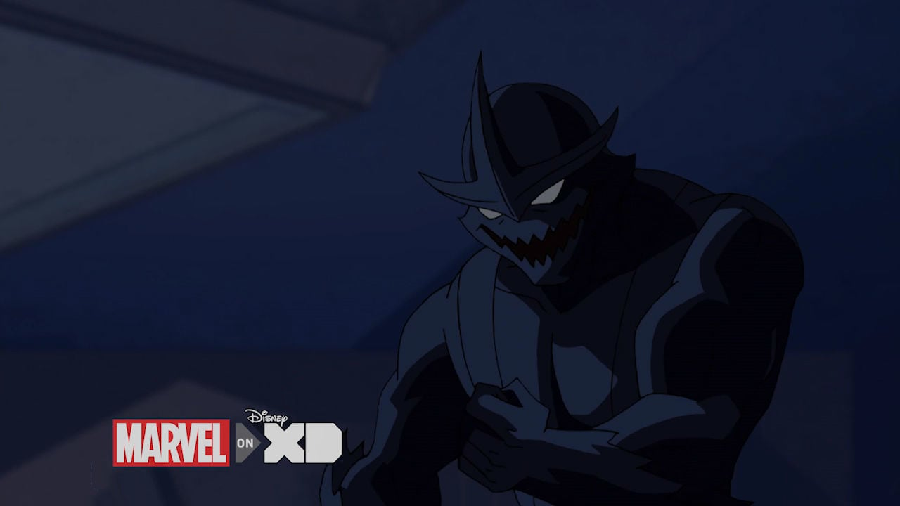 Ultimate Spider-Man - Venoms smug angræb