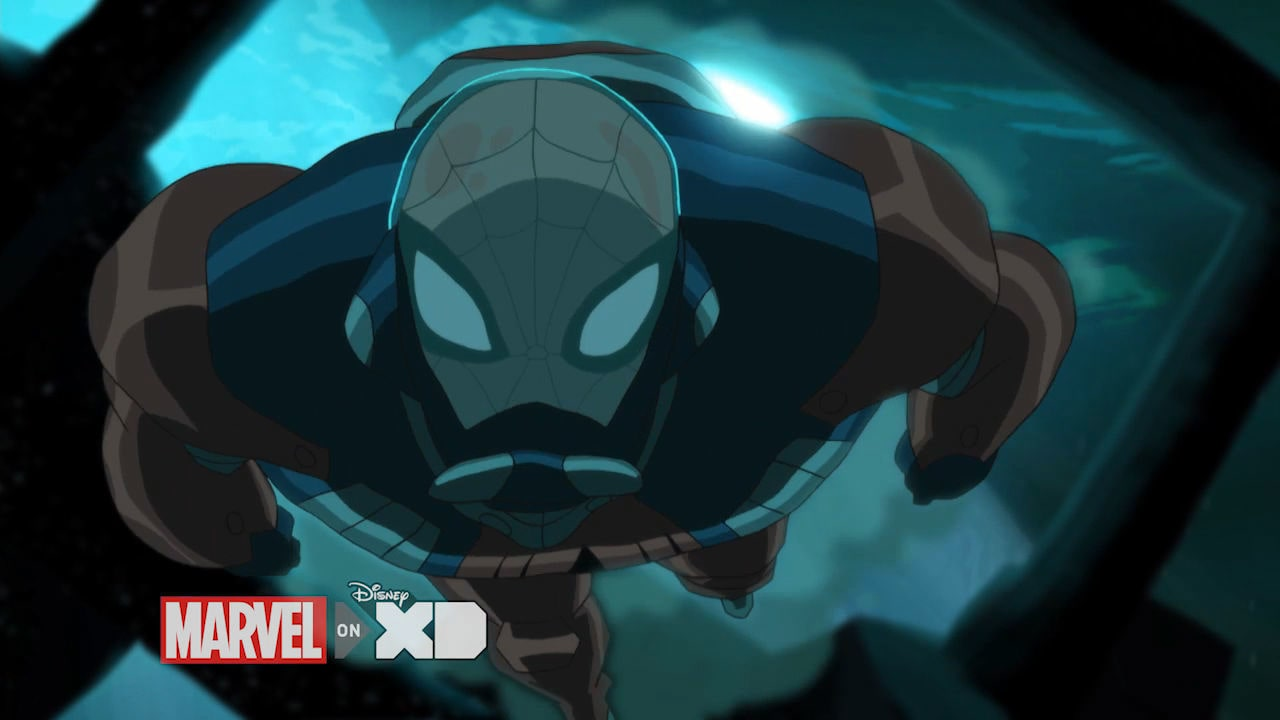 Ultimate Spider-Man - fordybelse