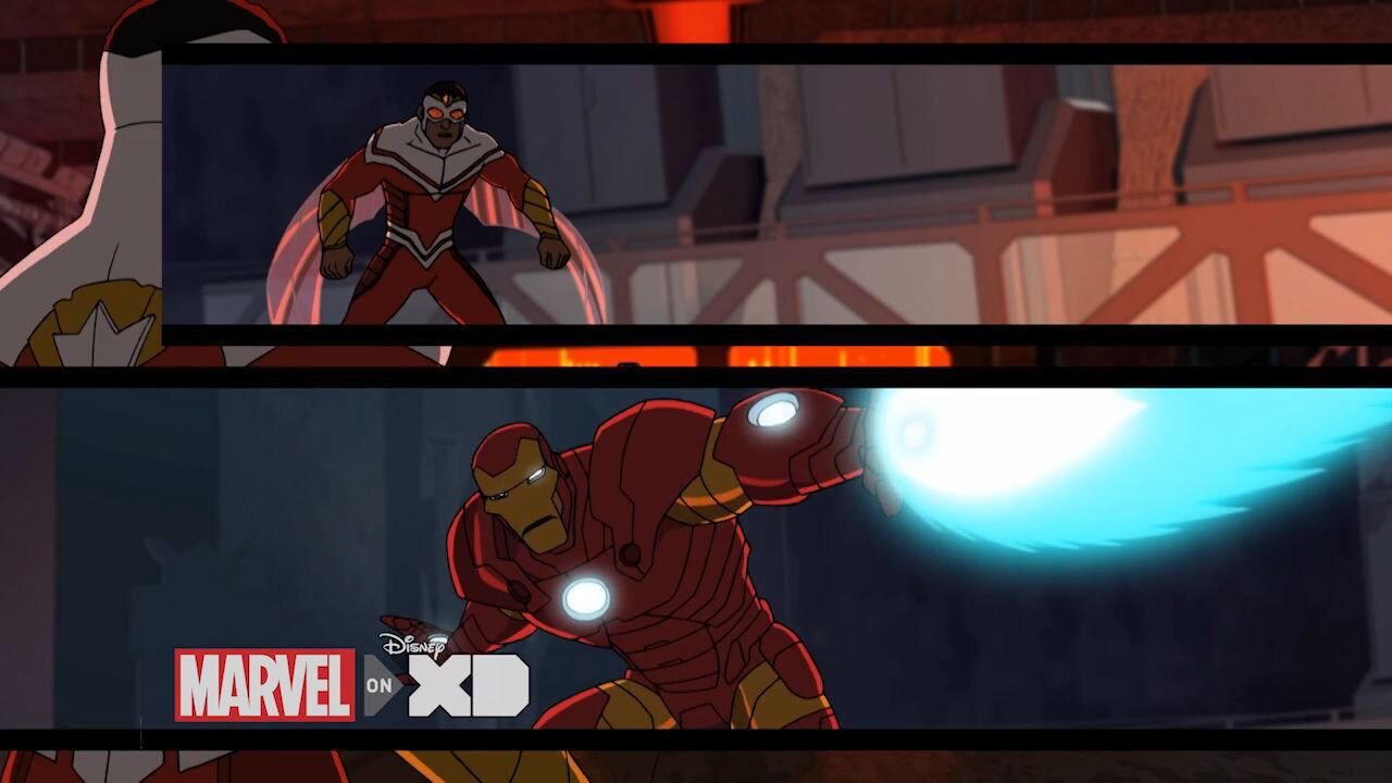 Avengers Assemble - En hjælpende hånd