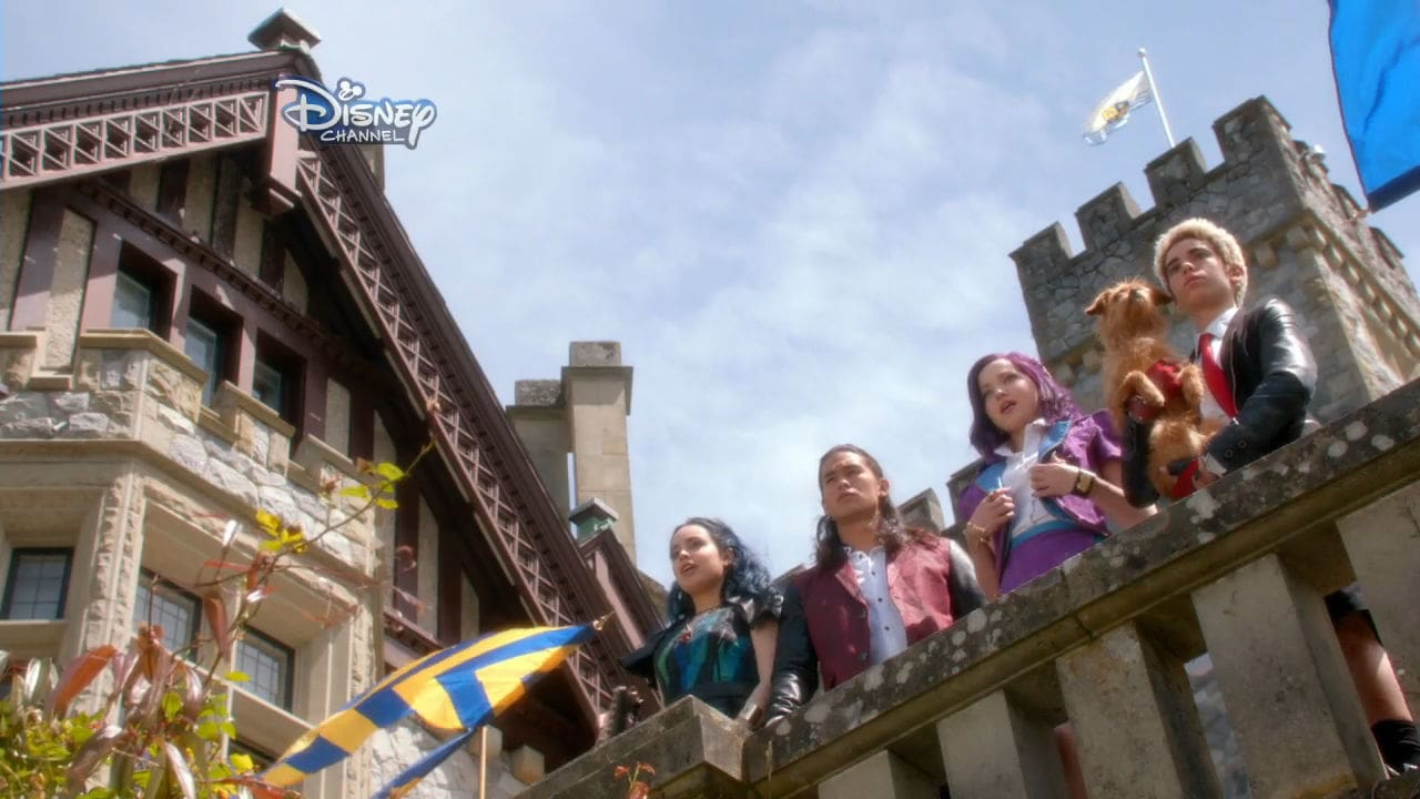 Descendants | Villain Kids Character Trailer