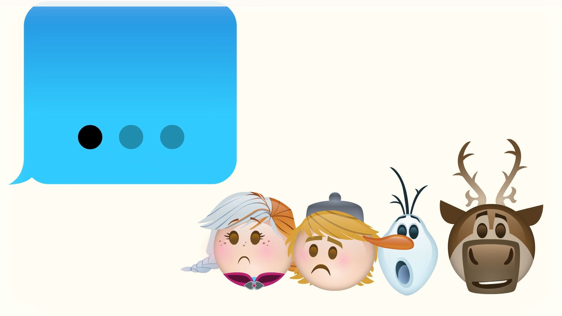 Disney's Frozen as Told by Emoji