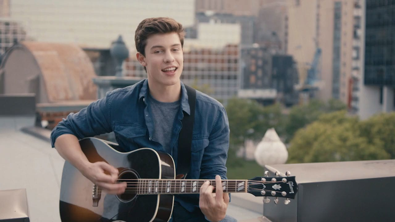 "Shawn Mendes - ""Believe"""