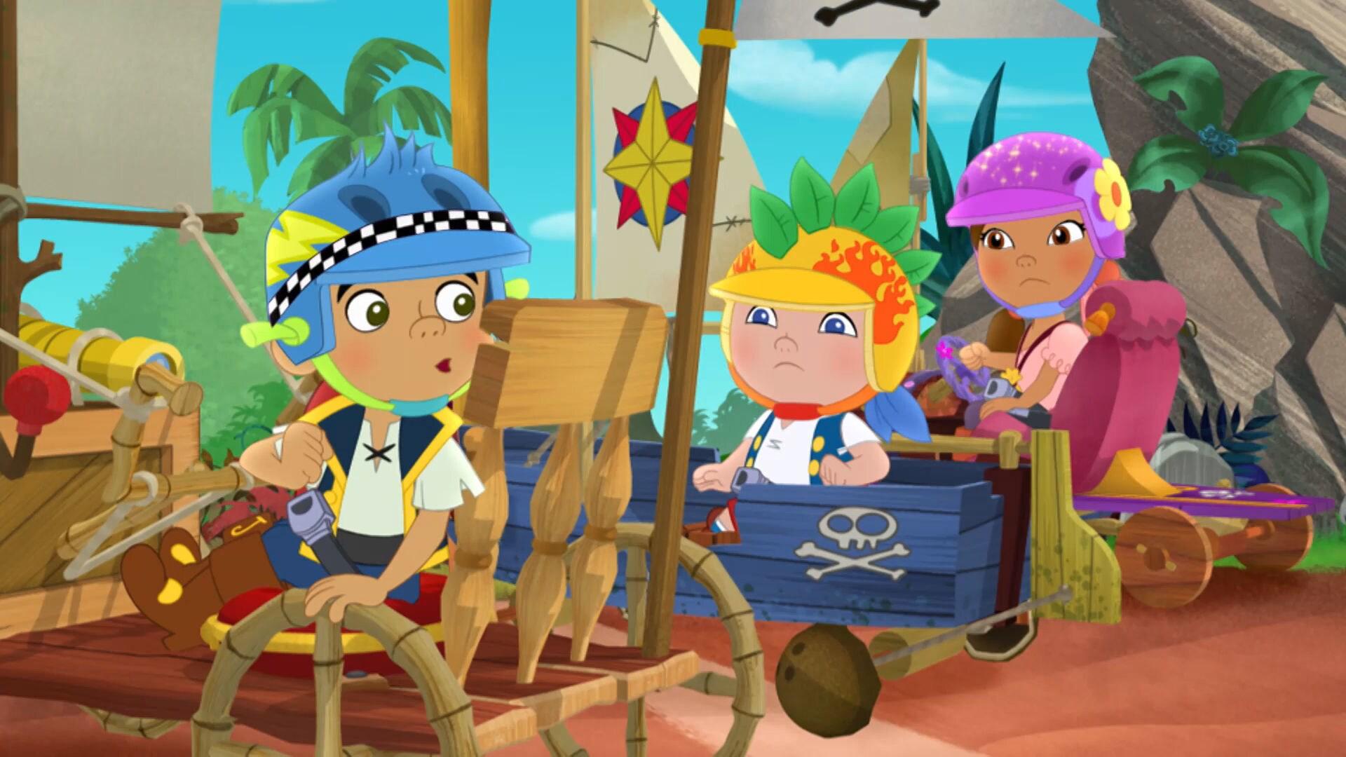 Piratenrace