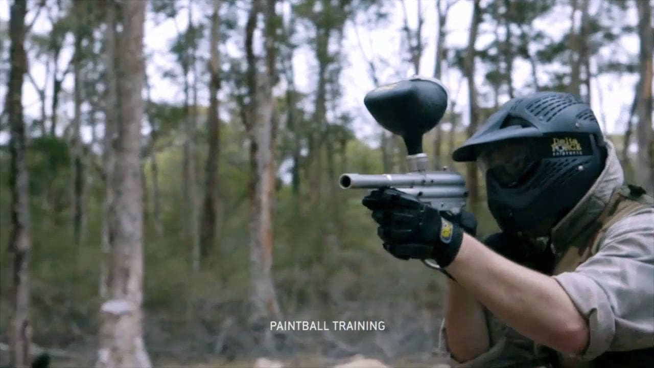 What Would It Take - Paintball