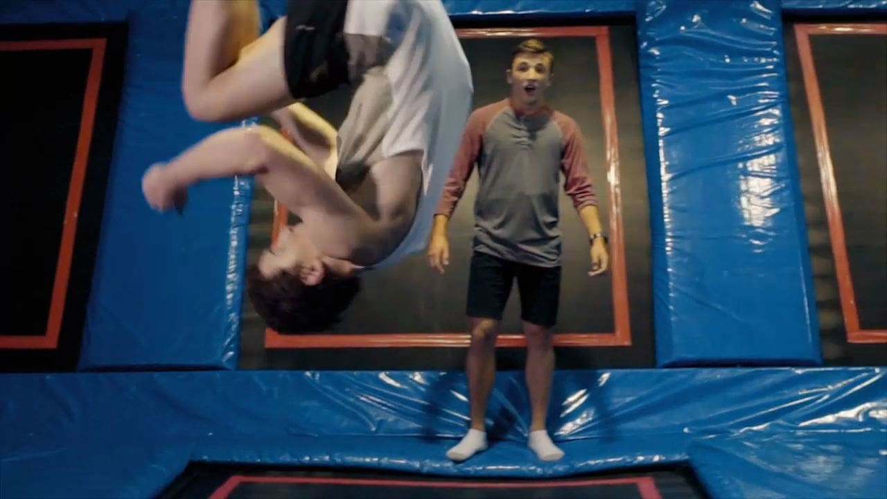 What Would It Take - Trampoline