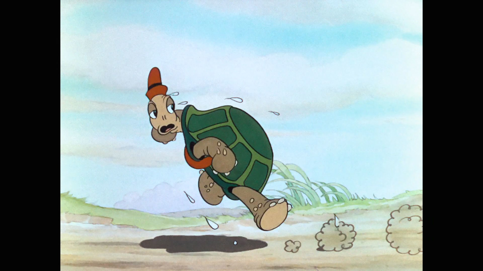 The Tortoise and the Hare:  Workin' the Hardest