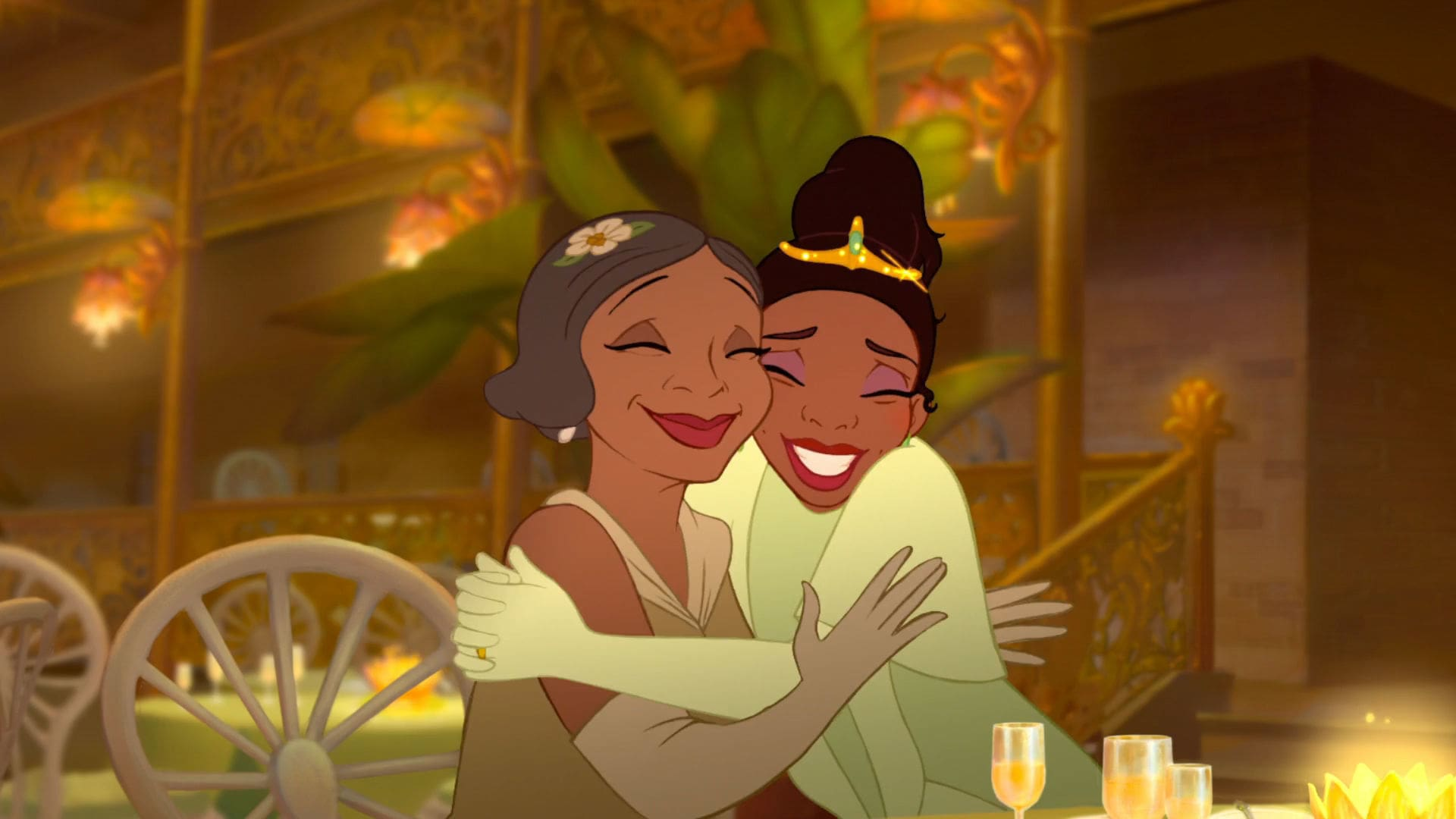 Unlock the Adventure: Tiana