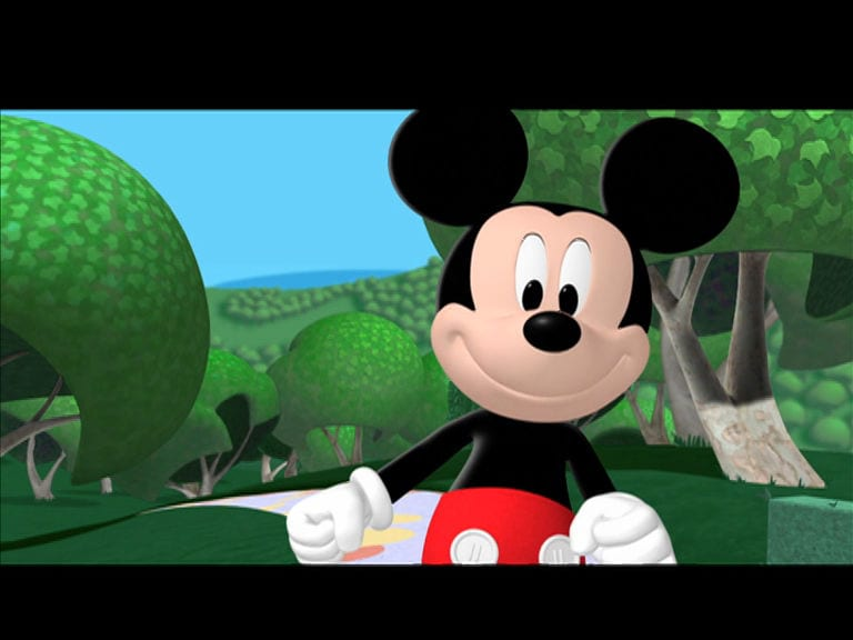 Superior Video Thumbnail For Mickey Mouse Clubhouse   Theme Song