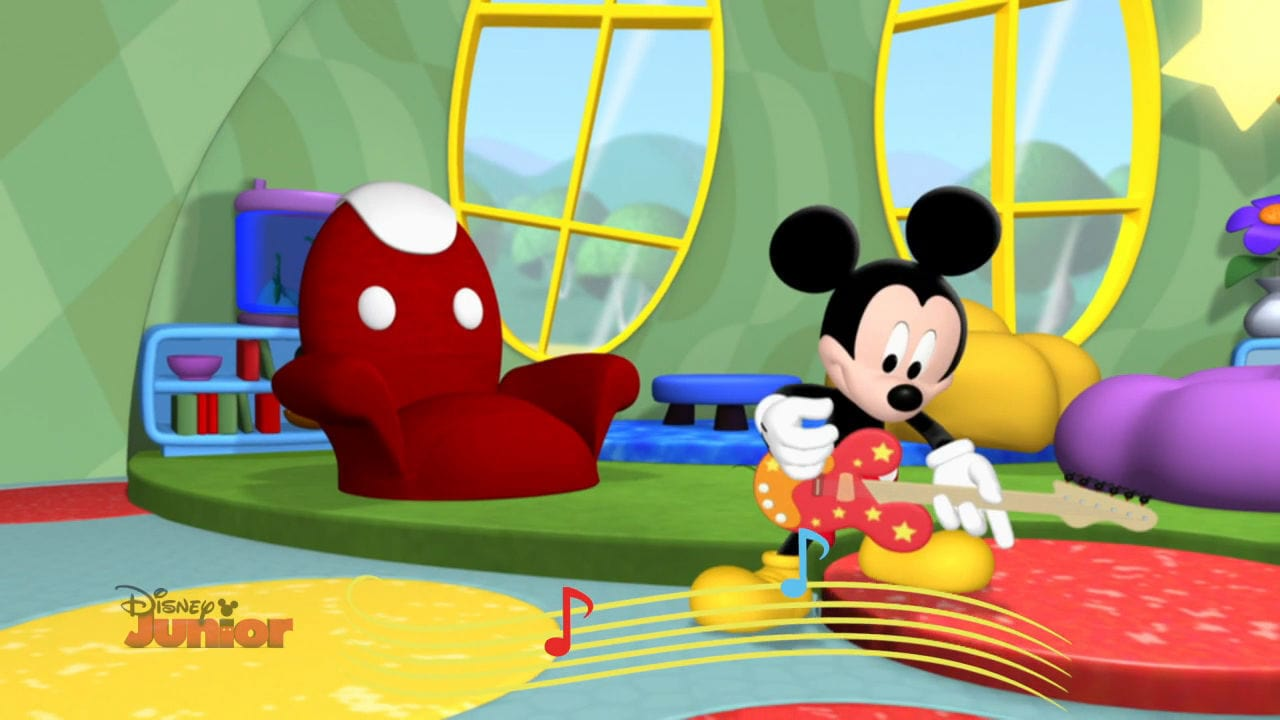 Mickey mouse clubhouse disney junior happy birthday party