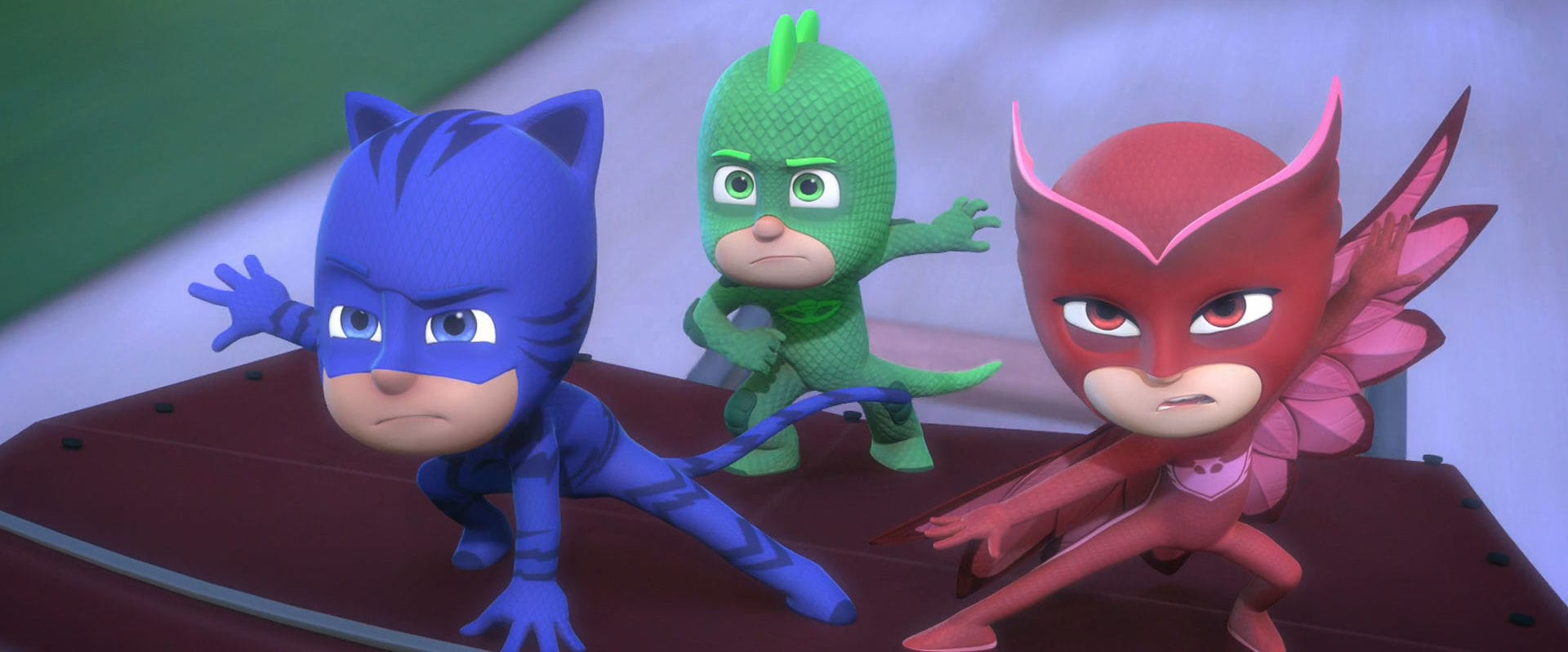 PJ Masks on Disney Junior