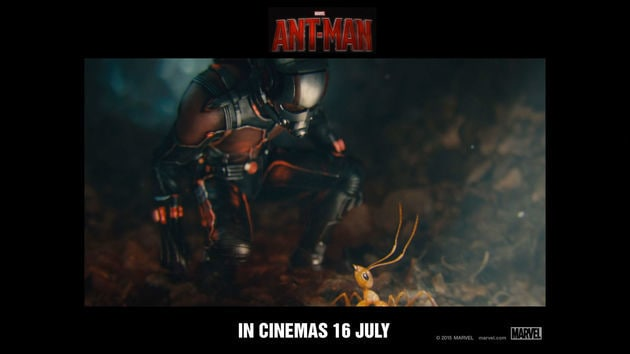 Maybank – Marvel's Ant-Man Campaign
