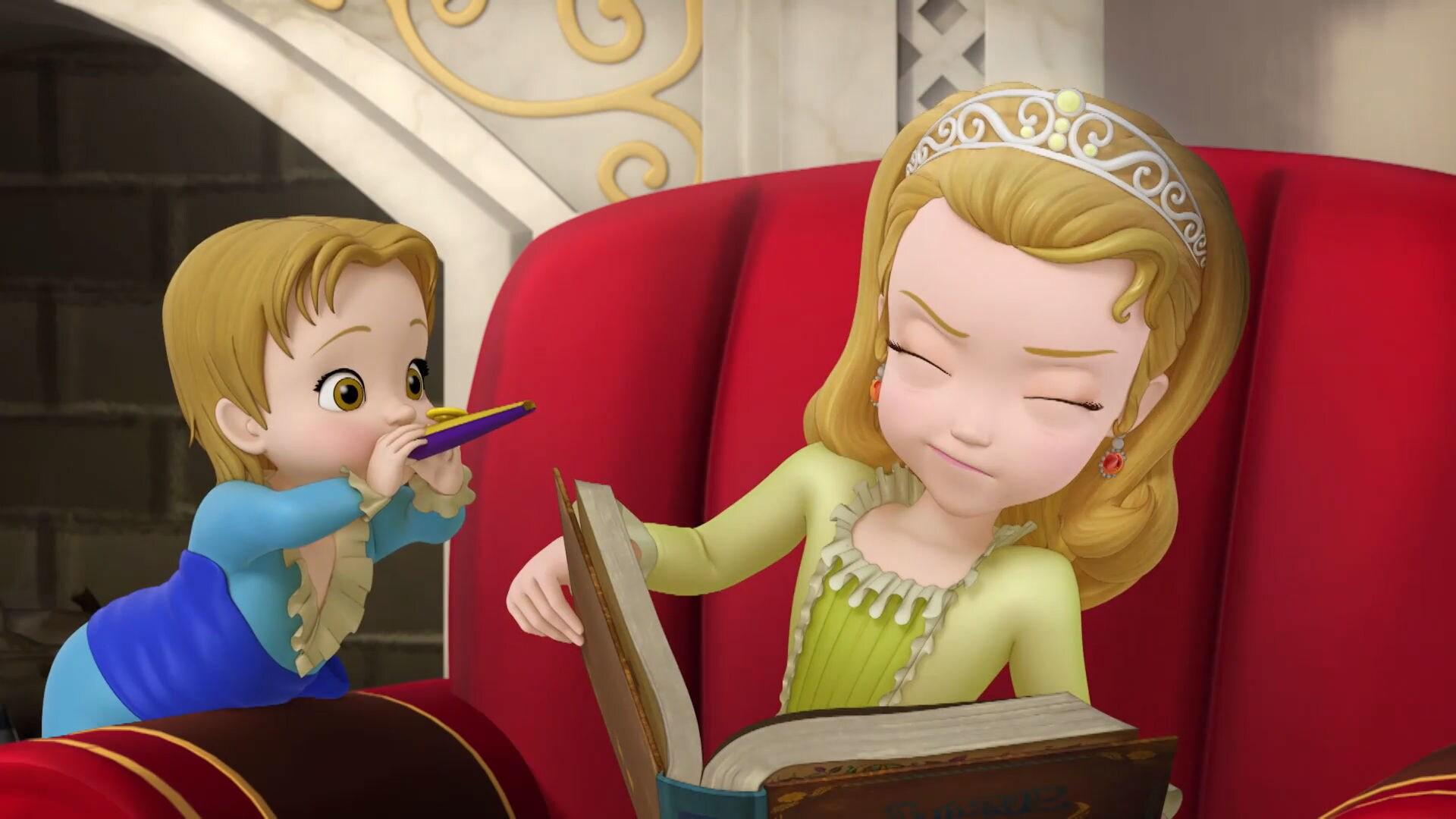 Prinsesse Annes bursdagsgave
