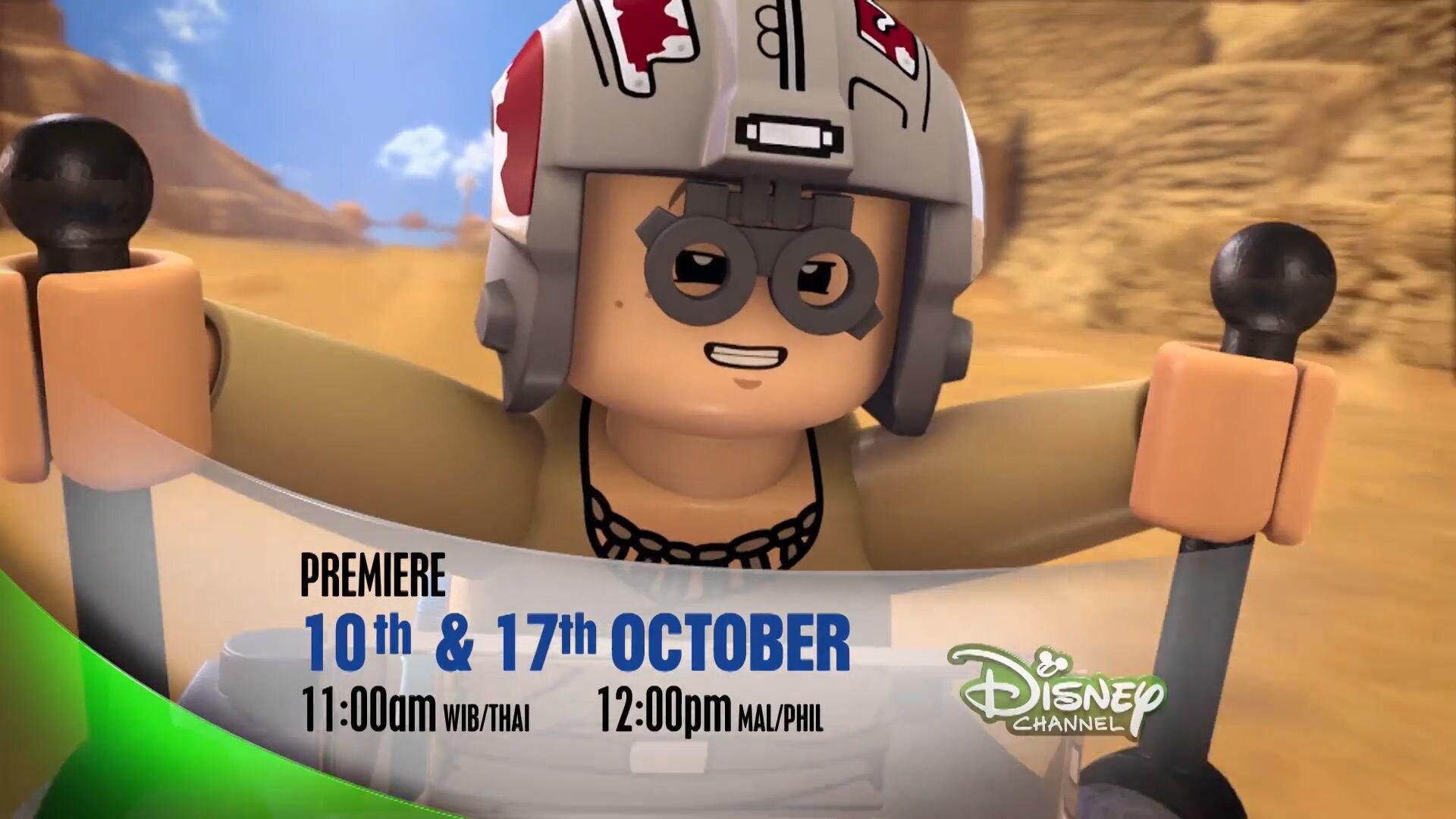 LEGO Star Wars: เรื่องเล่าของหุ่นดรอยด์ (เอพิโสด 1)