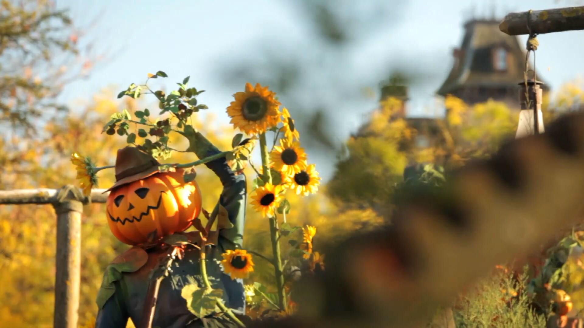 Halloween en Disneyland® Paris: Terroríficamente divertido