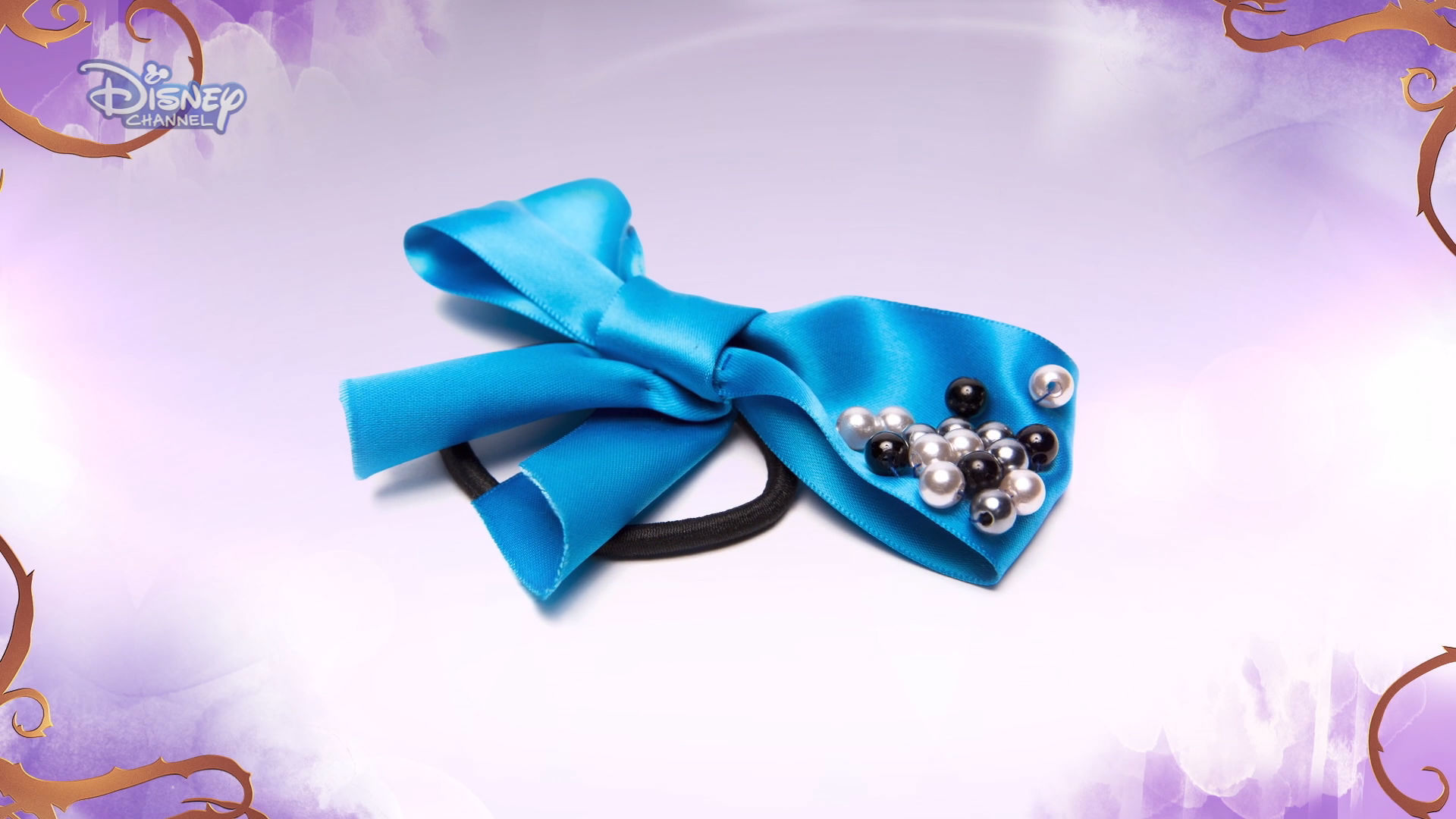 Descendants | DIY Accessorised Tutorials - Hairbow