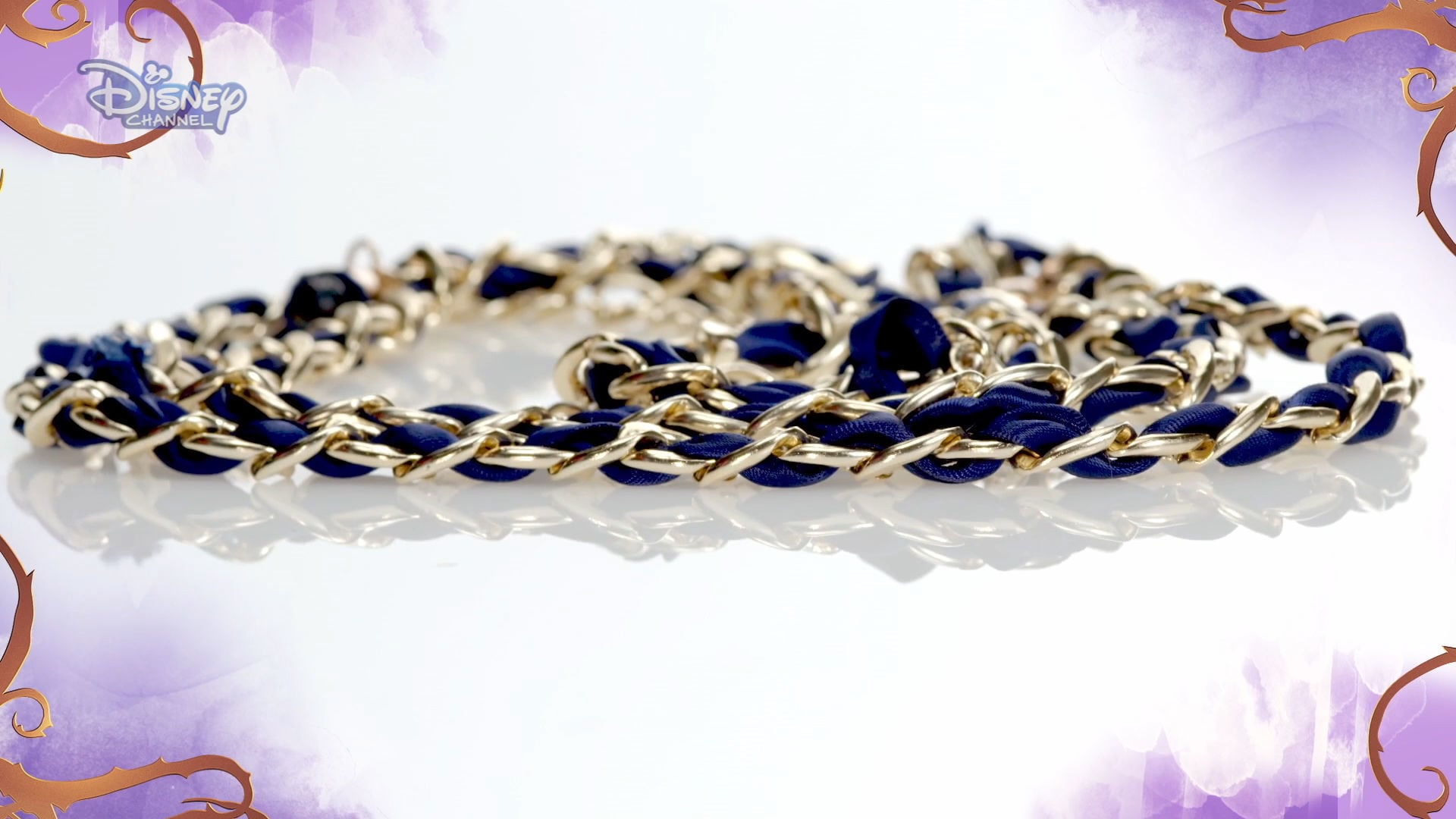 Descendants | DIY Accessorised Tutorials - Chainbelt