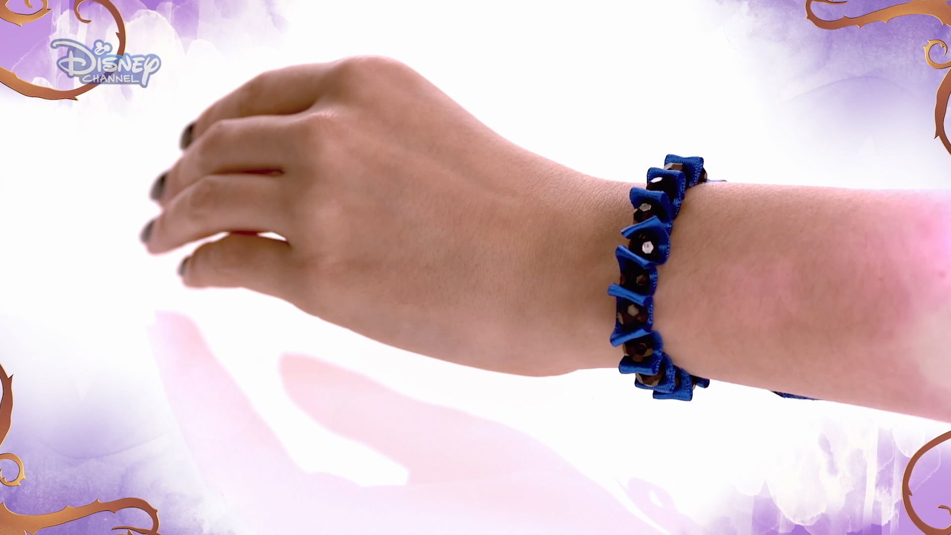 Descendants | DIY Accessorised Tutorials - Pearl