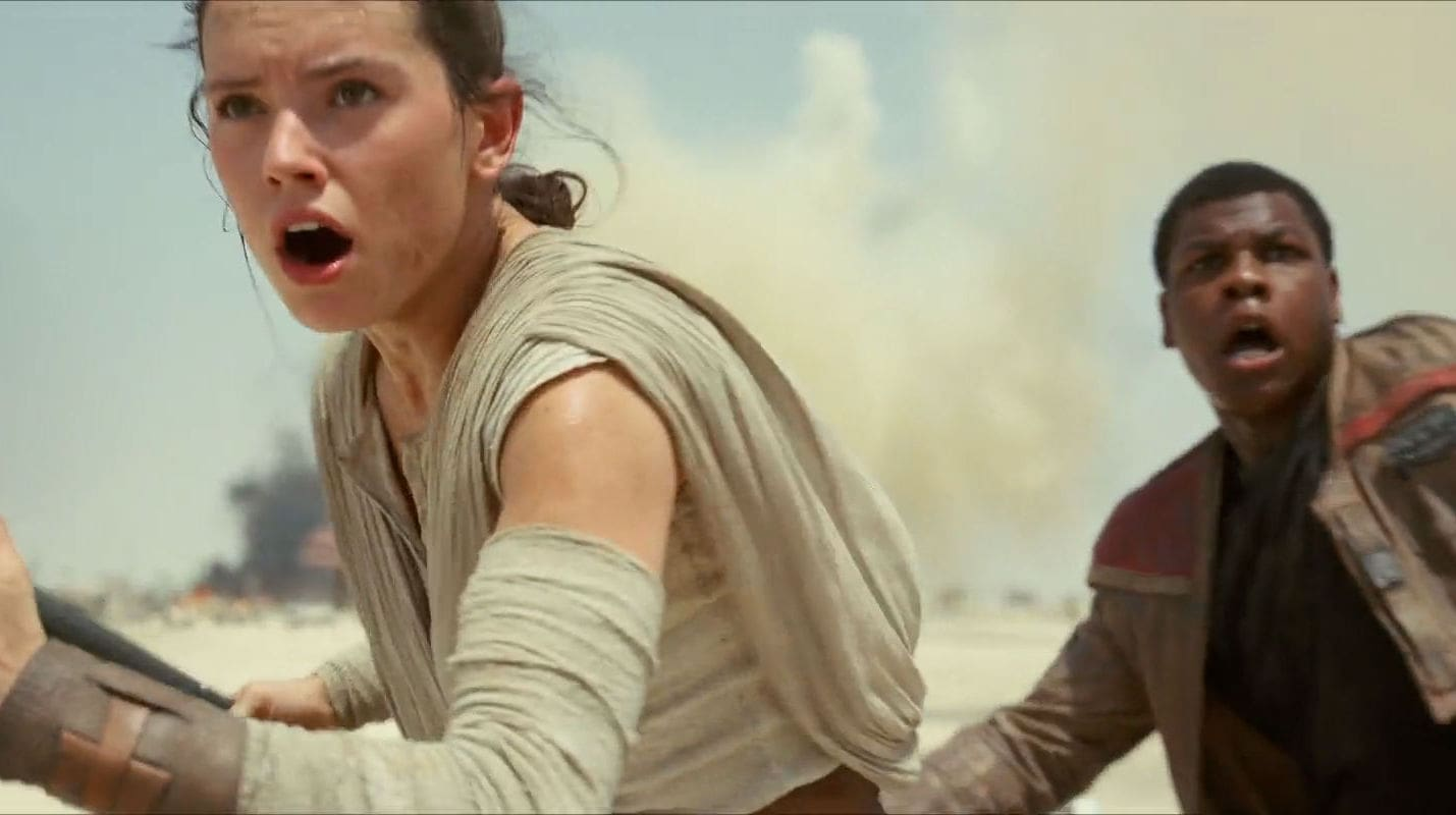 Star Wars: Episode VII - The Force Awakens - Trailer