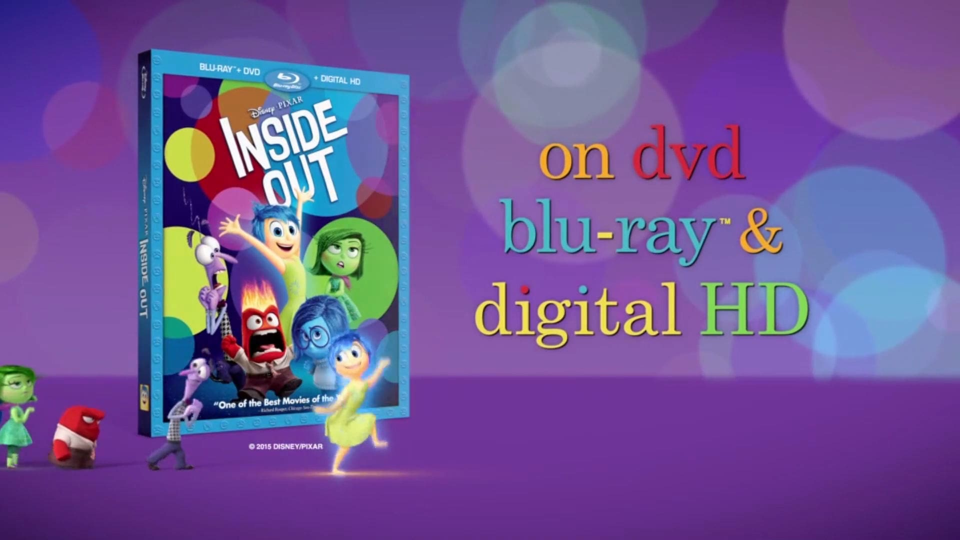 Inside Out Home Entertainment - Little Voice Anger