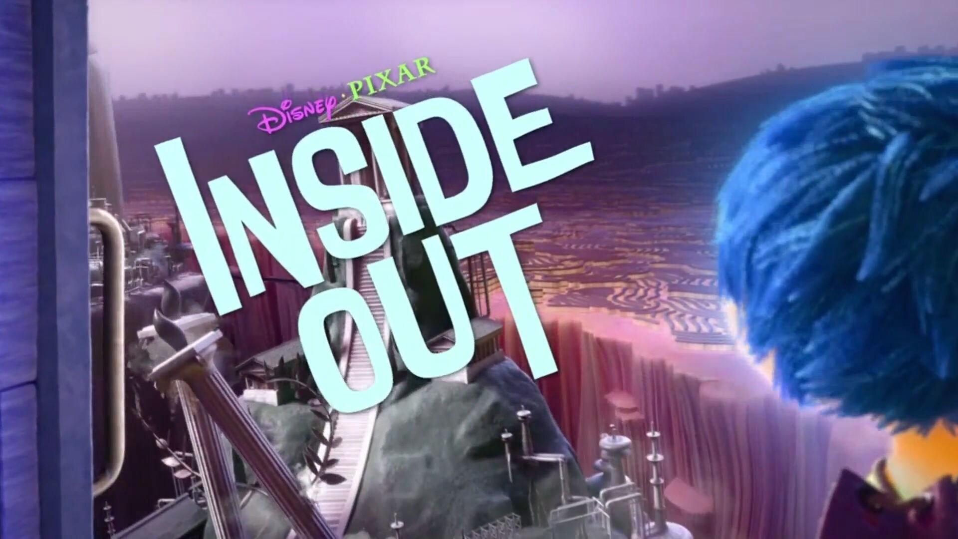 ความบันเทิงในบ้าน Inside Out - โบนัสพิเศษจากไรลี่ย์