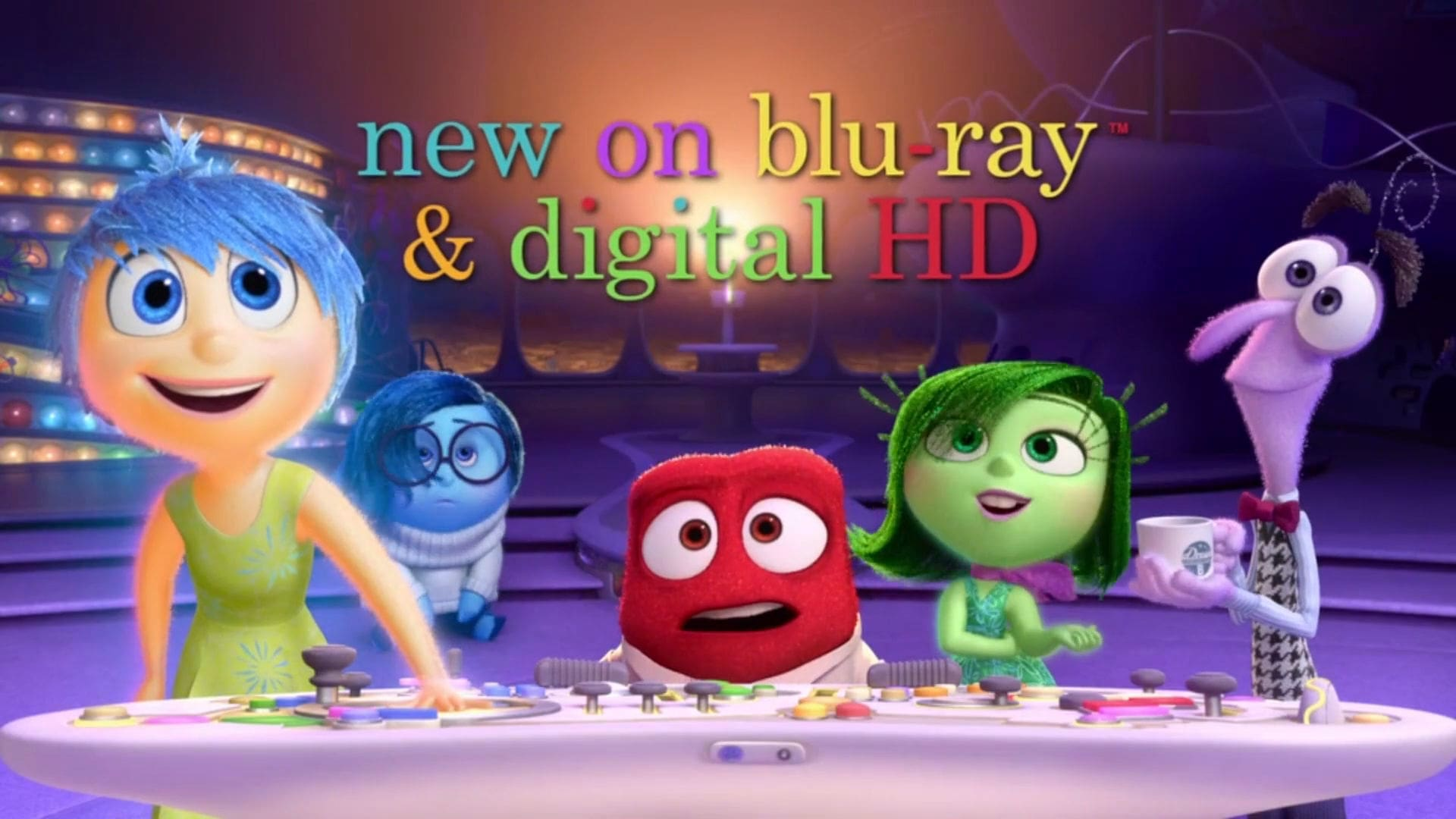 Inside Out Home Entertainment - Deja Vu