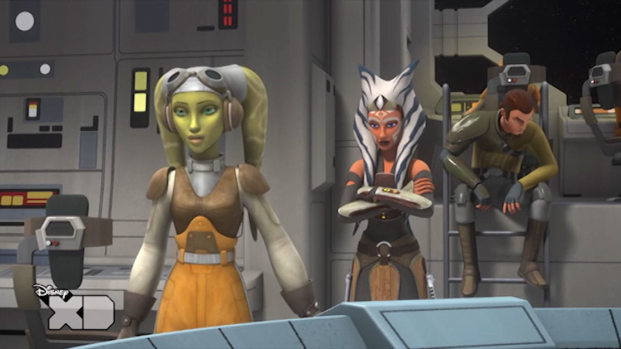 Star Wars Rebels - il Ministro Maketh Tua