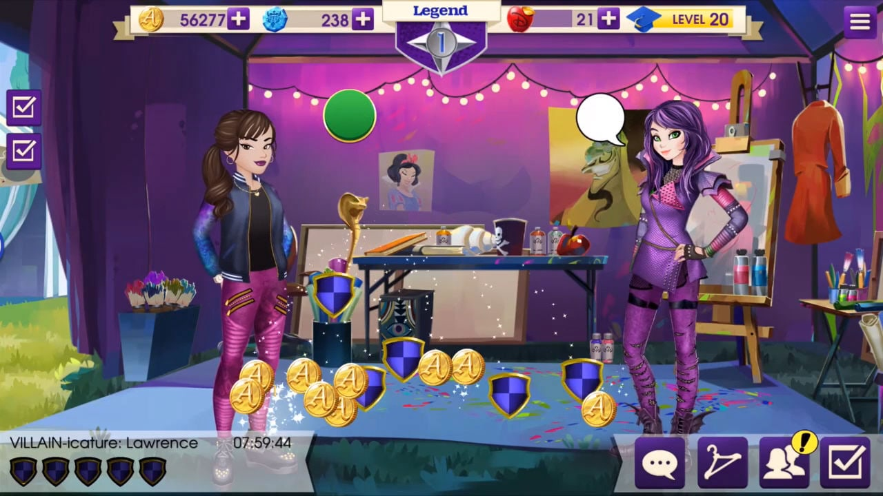free online disney channel games
