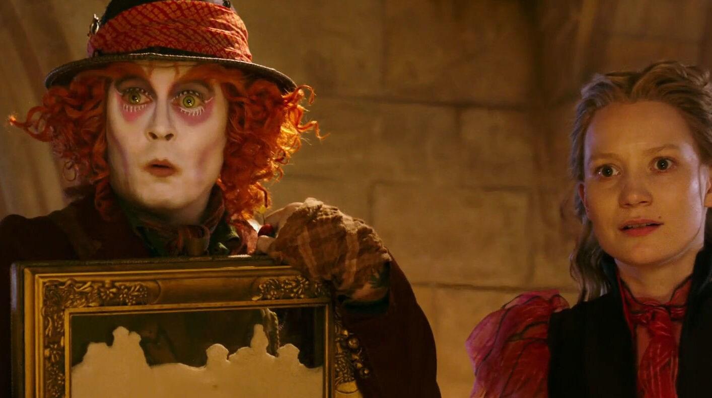 Alice de l'autre côté du miroir - Bande Annonce