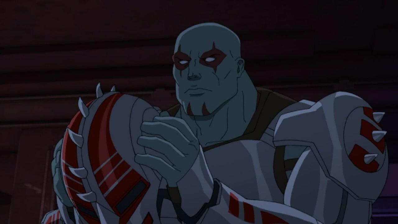Galaksinin Koruyucuları - Drax 1. Bölüm