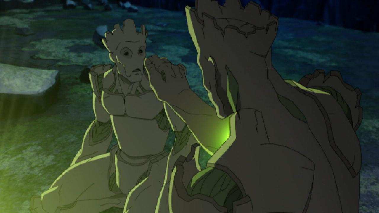 Galaksinin Koruyucuları - Groot 1. Bölüm