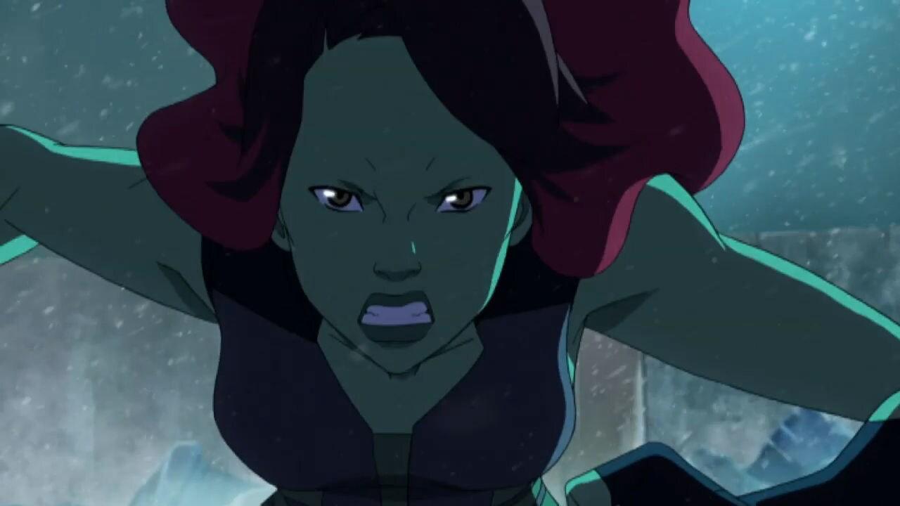 Galaksinin Koruyucuları - Gamora 1. Bölüm