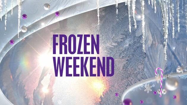 สุดสัปดาห์กับ Frozen ทาง Disney Channel
