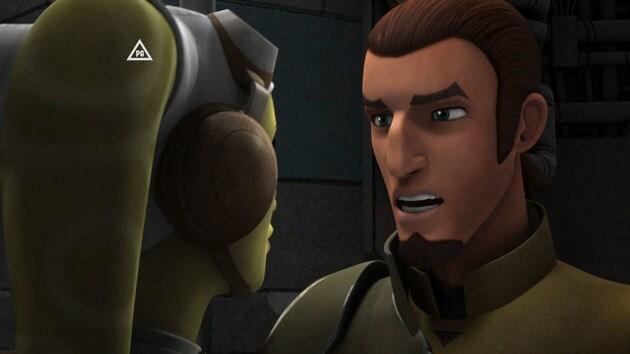 ตัวอย่างแรกจาก Star Wars Rebels เอพิโซดใหม่ทาง Disney XD