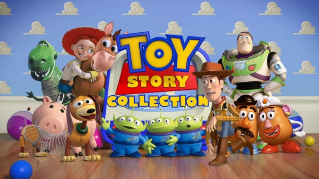 Toy Story 3 Toys Day Care Dash : ฉลองครบรอบ ปี ทอย สตอรี่ ที่ดิสนีย์ ชาแนล วิดีโอ