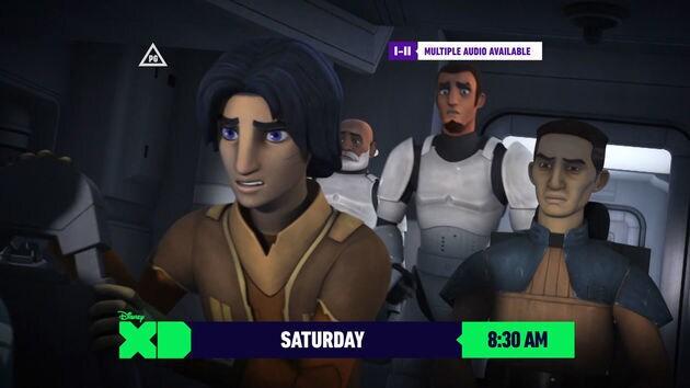 ตัวอย่าง Star Wars Rebels เอพิโซด 9 – Stealth Strike Trailer