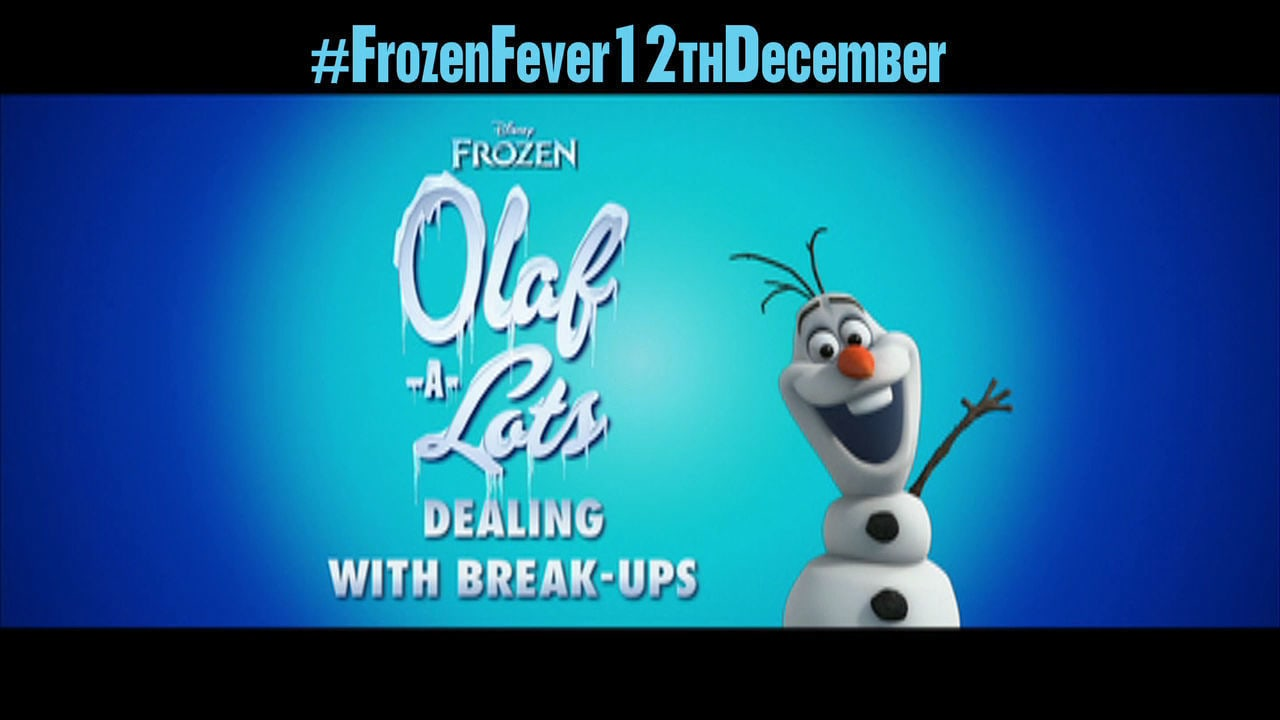 Olaf-A-Lots - Dealing With Breakups