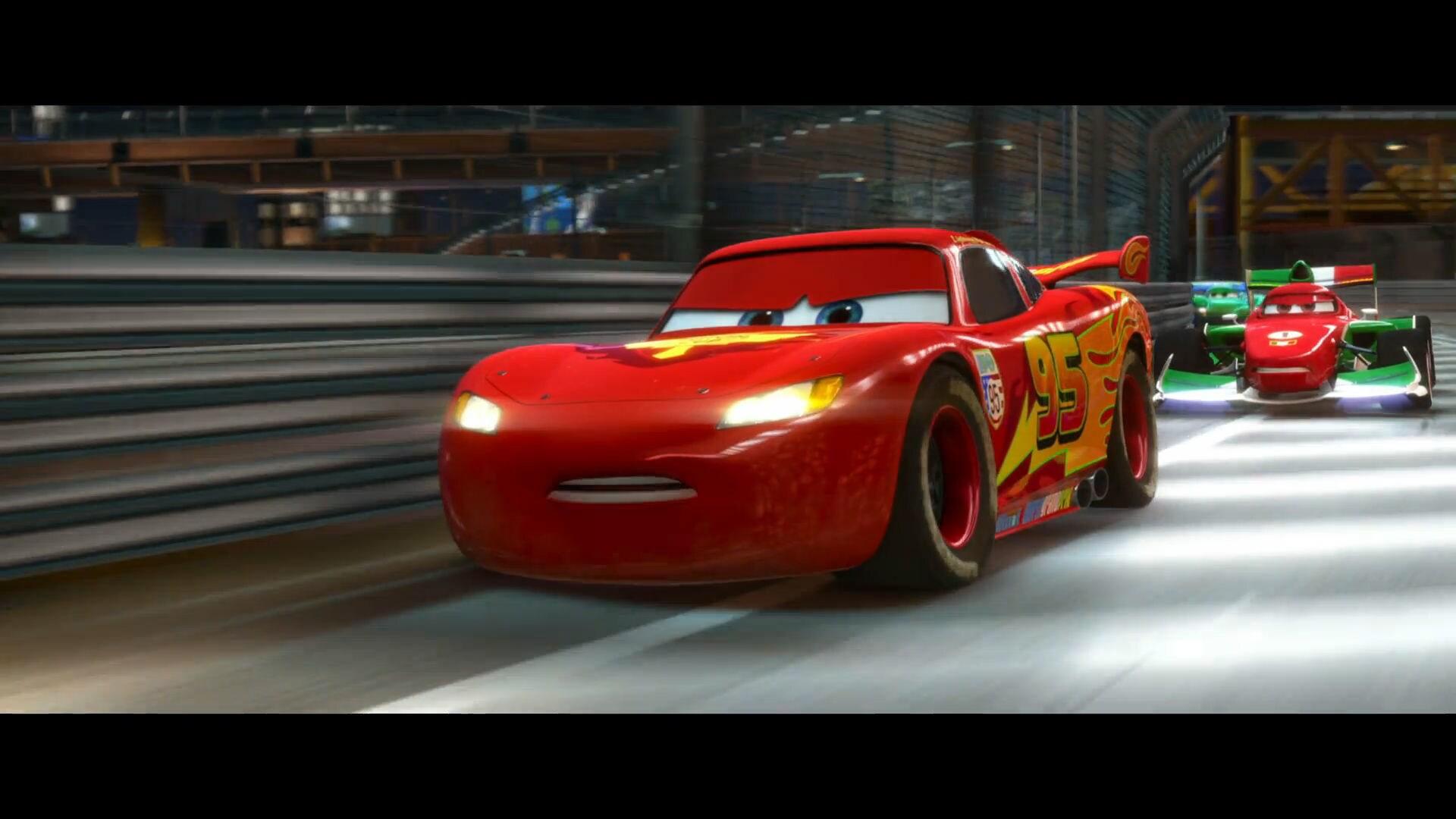 Tráiler Cars 2