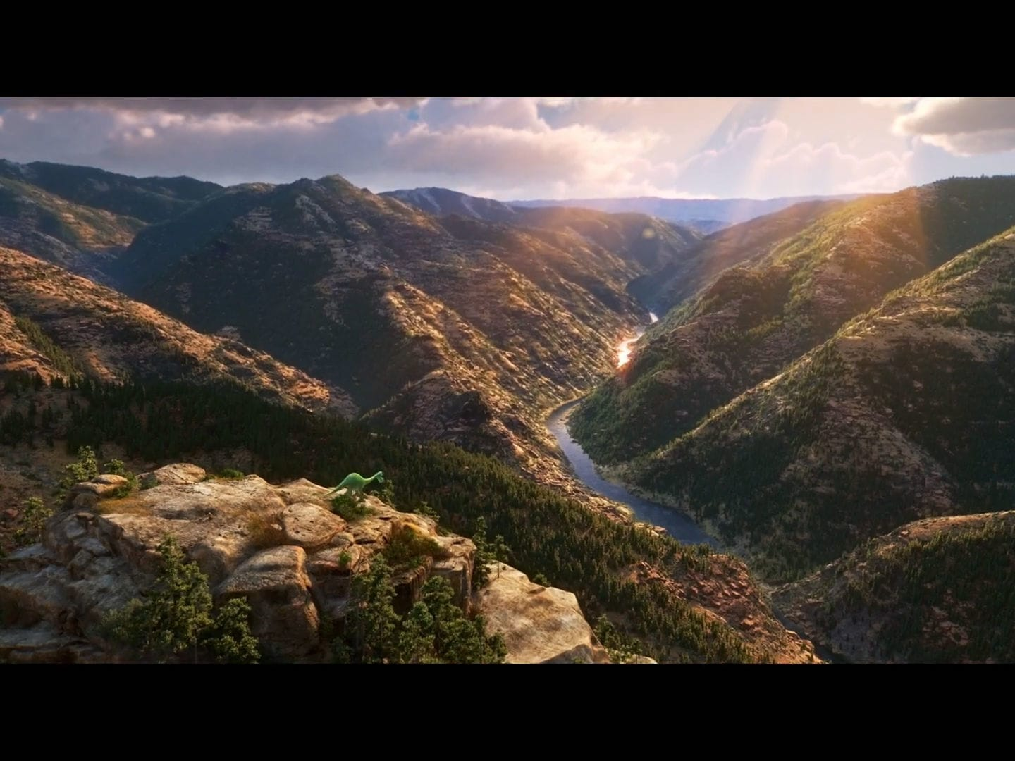 The Good Dinosaur - Technically Speaking