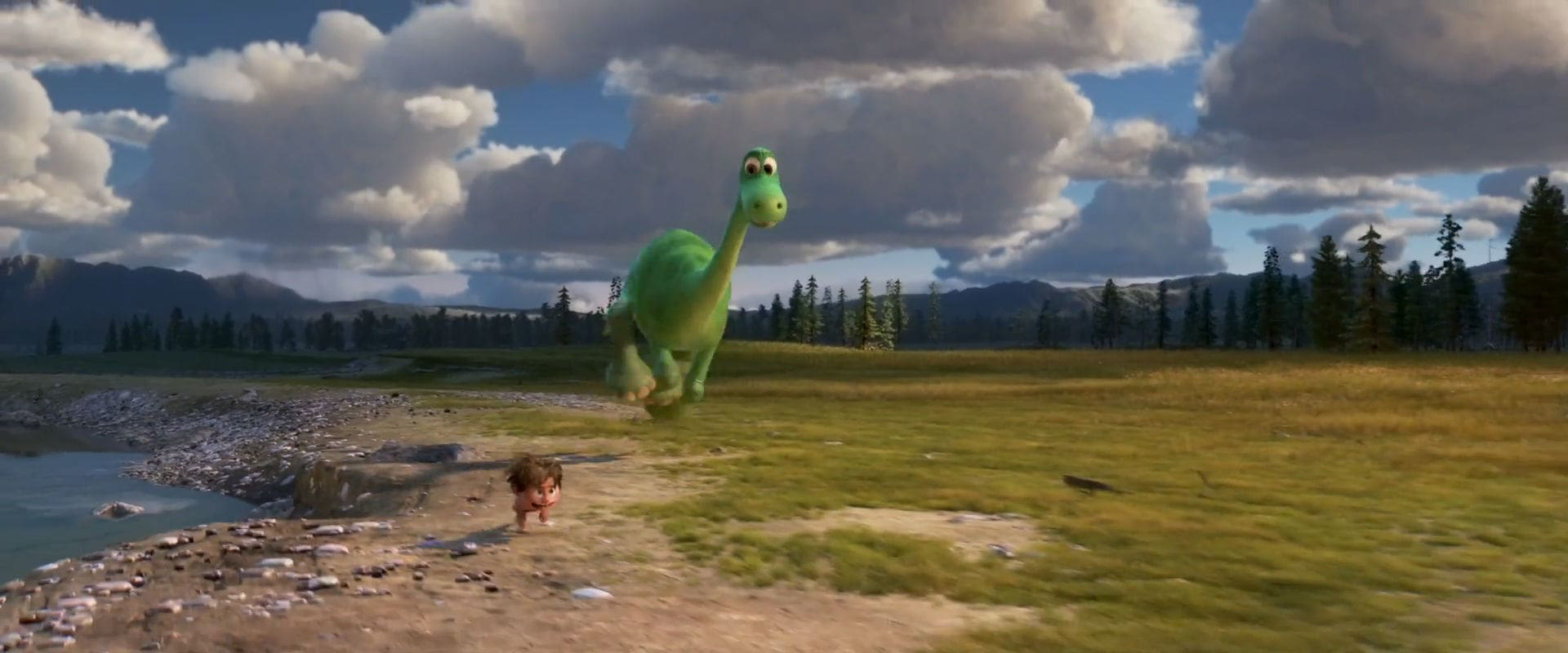 The Good Dinosaur - One Moment