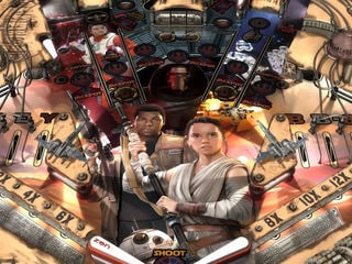 Star Wars Pinball: The Force Awakens Trailer