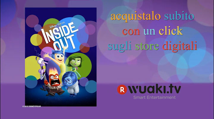 Inside out - Finalmente negli store digitali