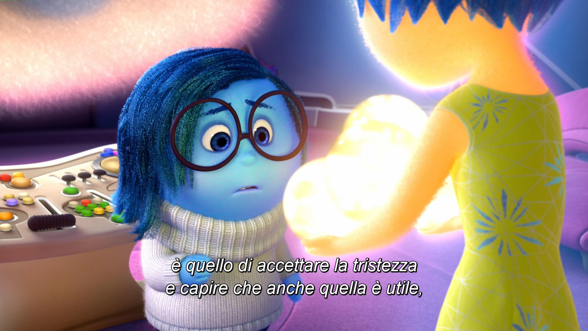 Inside Out - Le donne