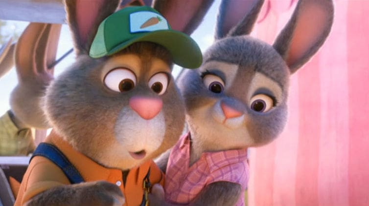 Zootropolis - Get To The Top Trailer