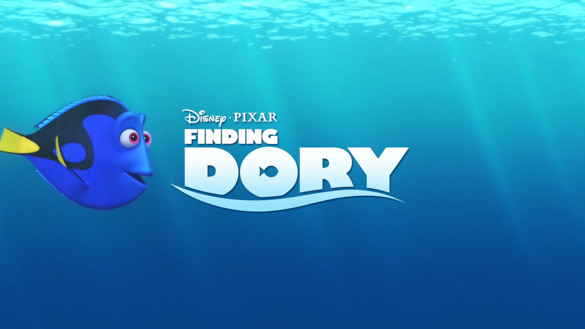 Finding Dory Teaser - Title Reveal