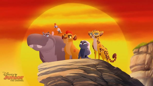The Lion Guard It Is Time The Channel Au Disney